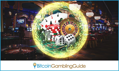 Bitcoin Gambling Protection