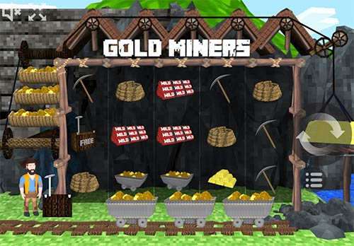 Gold Miners from Mr.Slotty